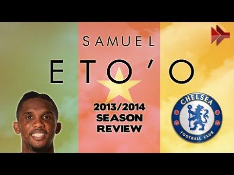 Samuel ETO'O - Chelsea Goals | 2013/2014 | HD
