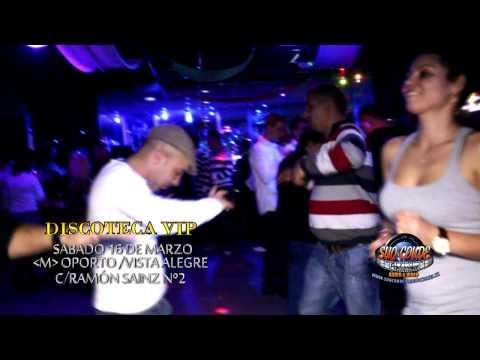 Discoteca VIP (Rumana-Mega Party Sab. 16 Marzo) Madrid