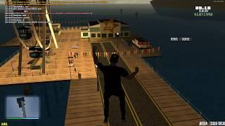 Saci cu bani pierduti de James la plaja din LS!! OG-Codes SAMP 98