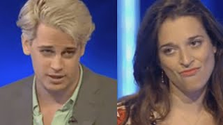 MILO YIANNOPOULOS CRUSHES A FEMINIST thumbnail