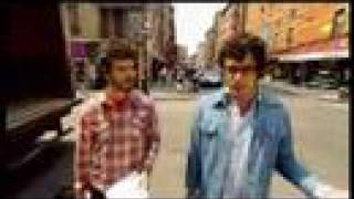 Flight of the Conchords trailer