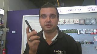 MetroPCS Kyocera Hydro Wave No Hard Master Reset MTR