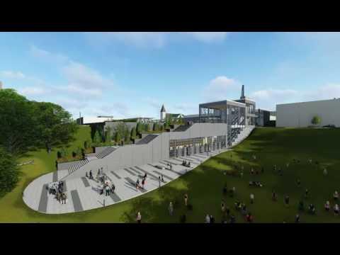 Fox Cities Exhibition Center design