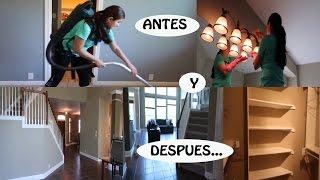 LIMPIANDO CASA DESHABITADA Y MIS TIPS!!!