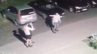 В Ангарске полиция разыскивает молодого человека, повредившего чужие автомобили