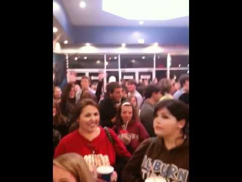 Twilight Crowd at Continental Cinemas - Troy