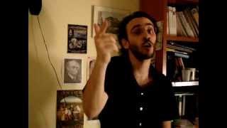 TRISTE MC ( Palermo) per il CAPTAIN FUTURO RAP CONTEST 2012