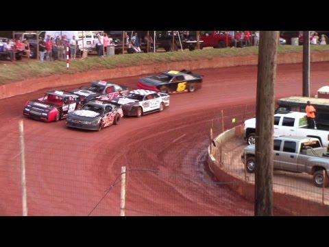 Winder Barrow Speedway Modified Street Race 4/22/17