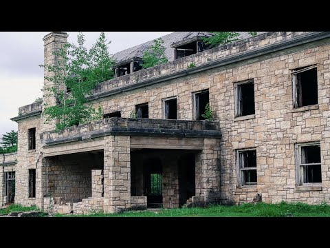 ABANDONED - Unbelievable Historic Mansion in the Woods video