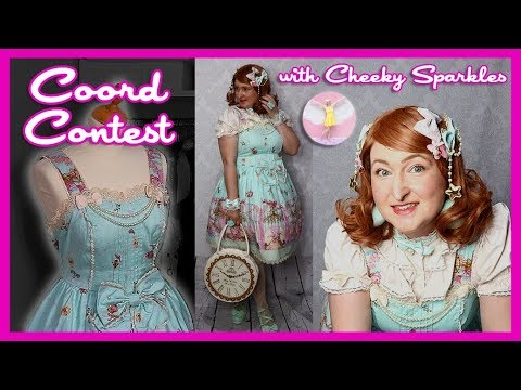 Lolita Coordinate Contest with Cheeky Sparkles - Cinderella Bunny from Bodyline