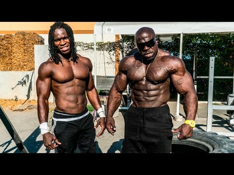 SUPERHUMAN BODYWEIGHT WORKOUT | Kali Muscle + Alseny | Kali