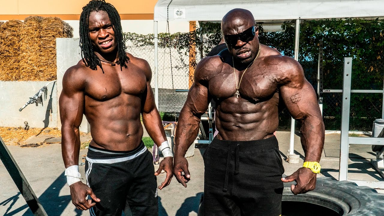 Image result for kali muscle