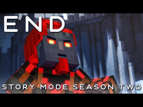 Minecraft Story Mode #4 - END - THE REAL ADMIN - Season 2 Episode 2 (4K 60fps)