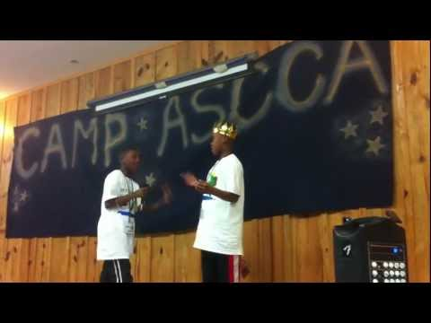 JOSHUA WOMBLE & DENZELL CARSON, SINGS JUSTIN BEIBE...