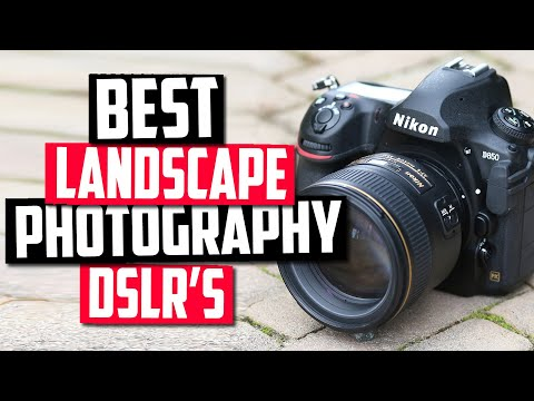 Best DSLR For Landscape Photography In 2020 [Top 5 Picks For Any Budget]