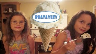 Ice Cream For Dinner! (wk 191.3) | Bratayley