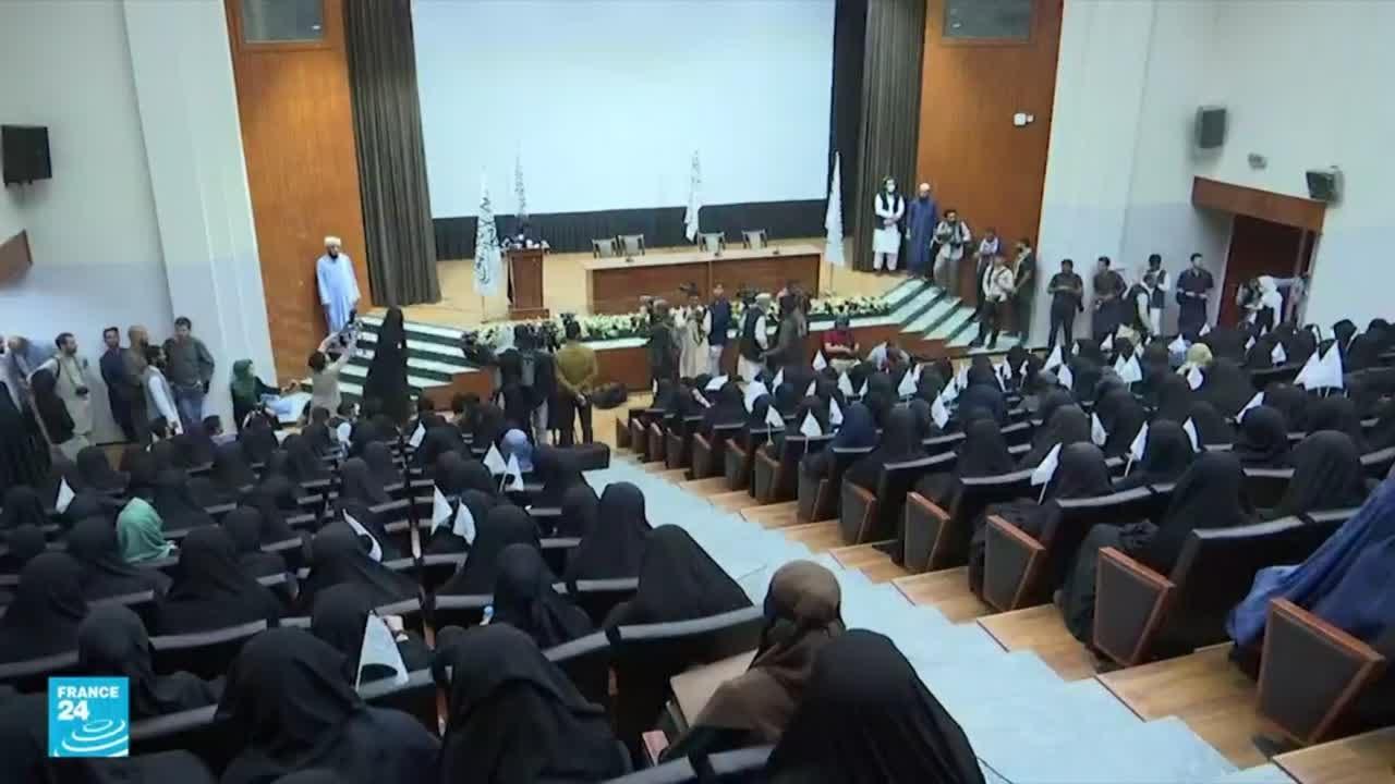 طالبان تؤكد أنها ستسمح  للنساء بارتياد الجامعات لكن من دون اختلاط  - 12:56-2021 / 9 / 13