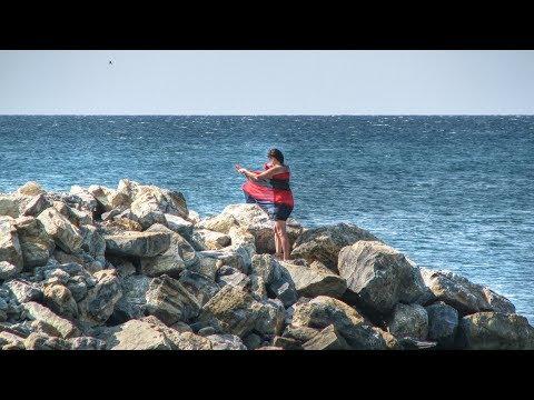 какоаяивода в море в джубге