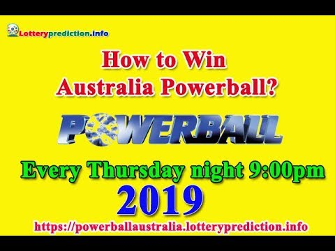 How To Win Australia Powerball?