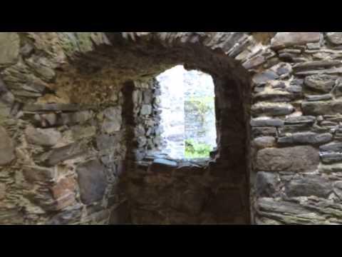 Trip to Castle Tioram in Moidart.