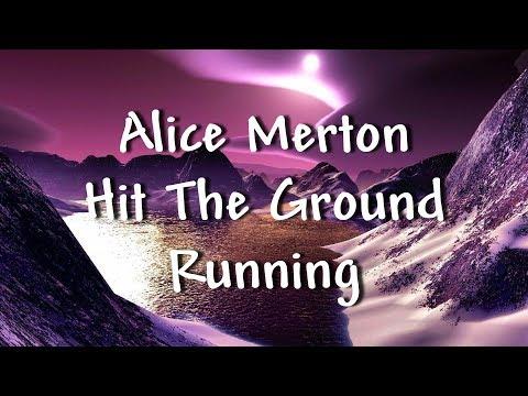 Alice Merton - Hit The Ground Running - Lyrics