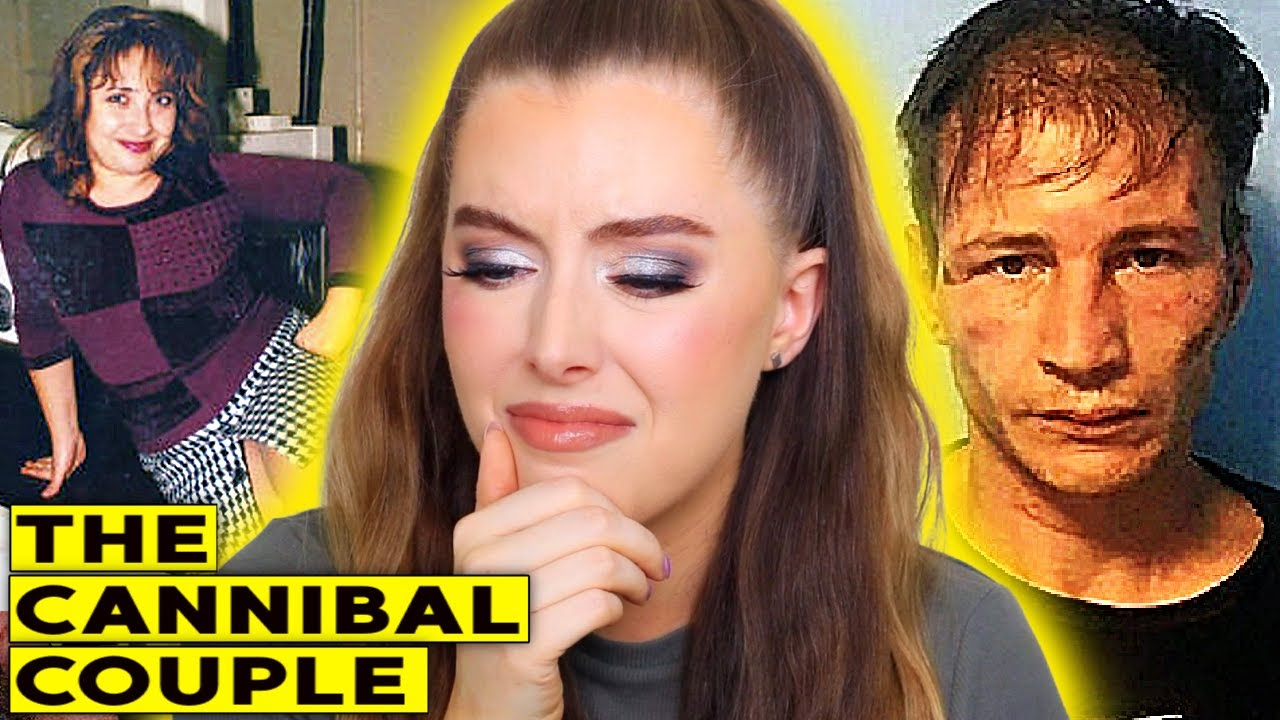 Did They Really EAT 30 People?!?! The Cannibal Couple | TRUE CRIME & MAKEUP