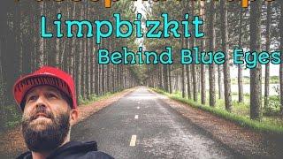 Видеоурок на гитаре Limp Bizkit-Behind Blue Eyes