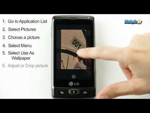 How to Change Lockscreen Wallpaper on Windows Phone 7