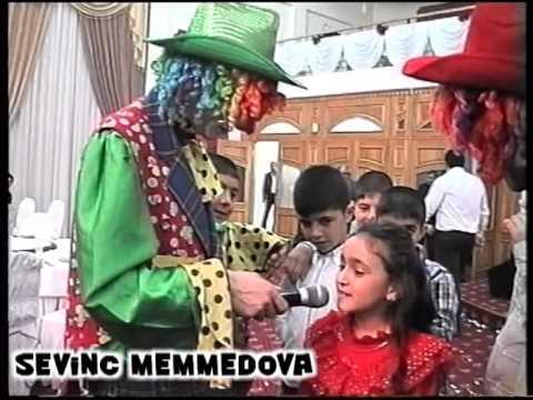 Toy da gozel nitqde Seir deyen qiz Sevinc Memmedova - Seir Mehemmedemin Resulzade