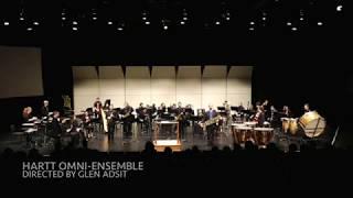 Urban Requiem by Michael Colgrass (Hartt Omni-Ensemble feat. Ma'at Quartet)