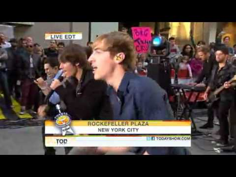 Download Big Time Rush - Till I Forget About You ( Live Today Show )