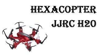 JJRC H20 распаковка посылки | unboxing Nano Hexacopter drone Aliexpress
