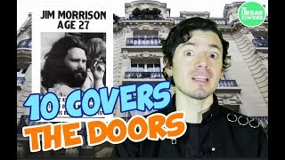 TOP 10 ✪ Mejores COVERS de The Doors