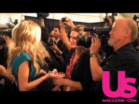 Marisa Miller Hits Fashion Week!