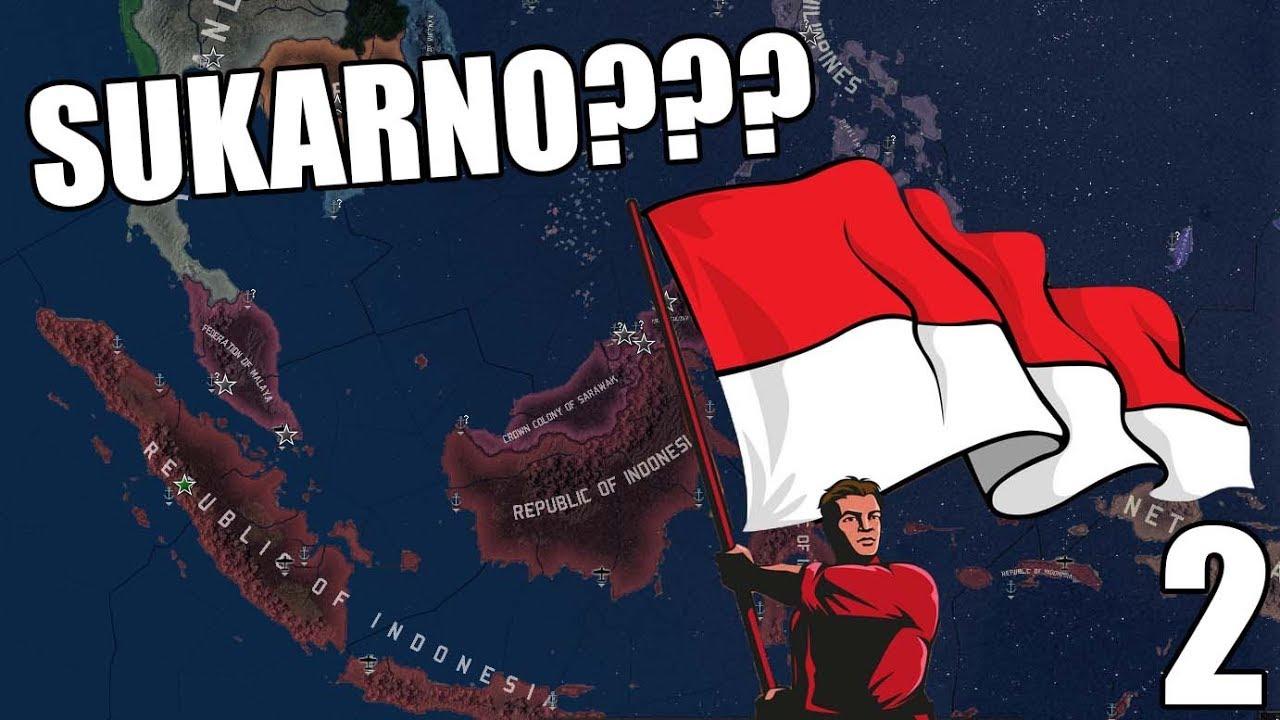Sukarno still in Power? [2] Indonesia Cold War - HOI4