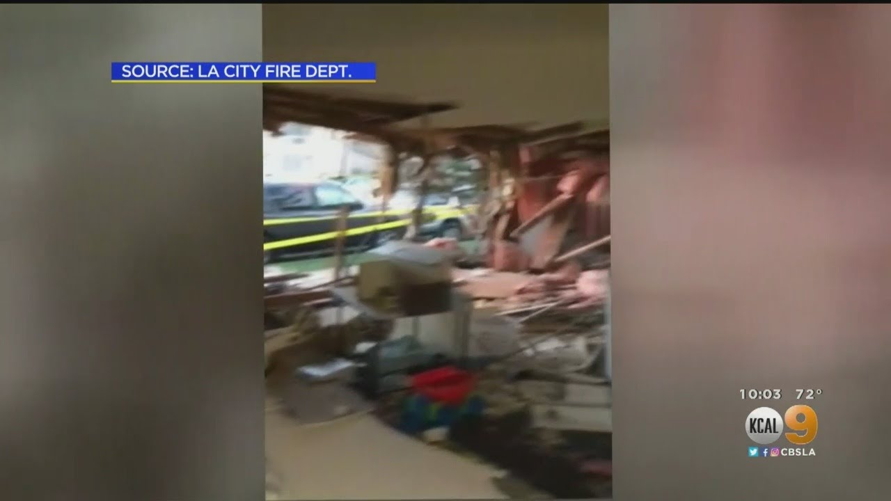 New Video Shows Apartment Damaged By Dump Truck Collision