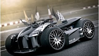 Quad Bike Powered By Ferrari Engine Can Hit 150mph