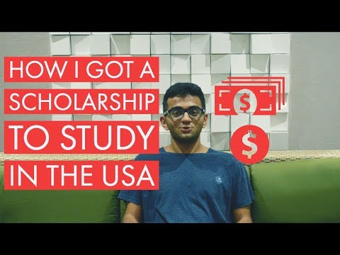 How I got a scholarship at an American University - Drexel University