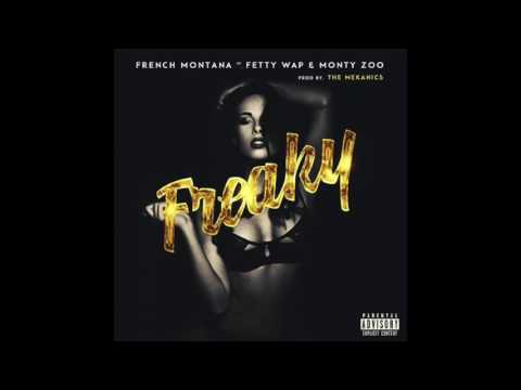 French Montana - Freaky Feat. Fetty Wap & Monty (WSHH Exclusive - Official Audio)