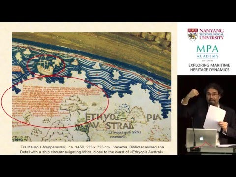Conference: Exploring Maritime Heritage Dynamics - Angelo Cattaneo