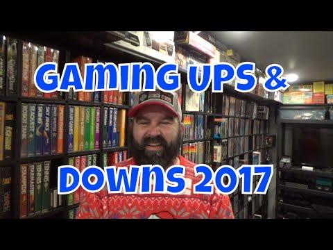 Gaming Winners &  Losers 2017