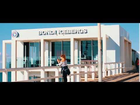 Icebergs, Bondi Beach - Video