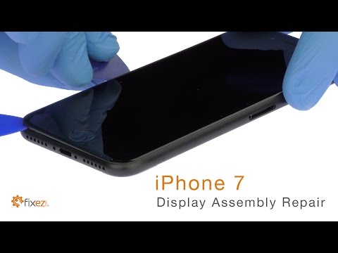 iPhone 7 Display Assembly (LCD & Touch Screen) Repair Guide – Fixez.com