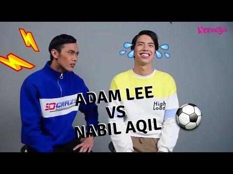 CER TRY  | Episod 04 Bersama Adam Lee & Nabil Aqil