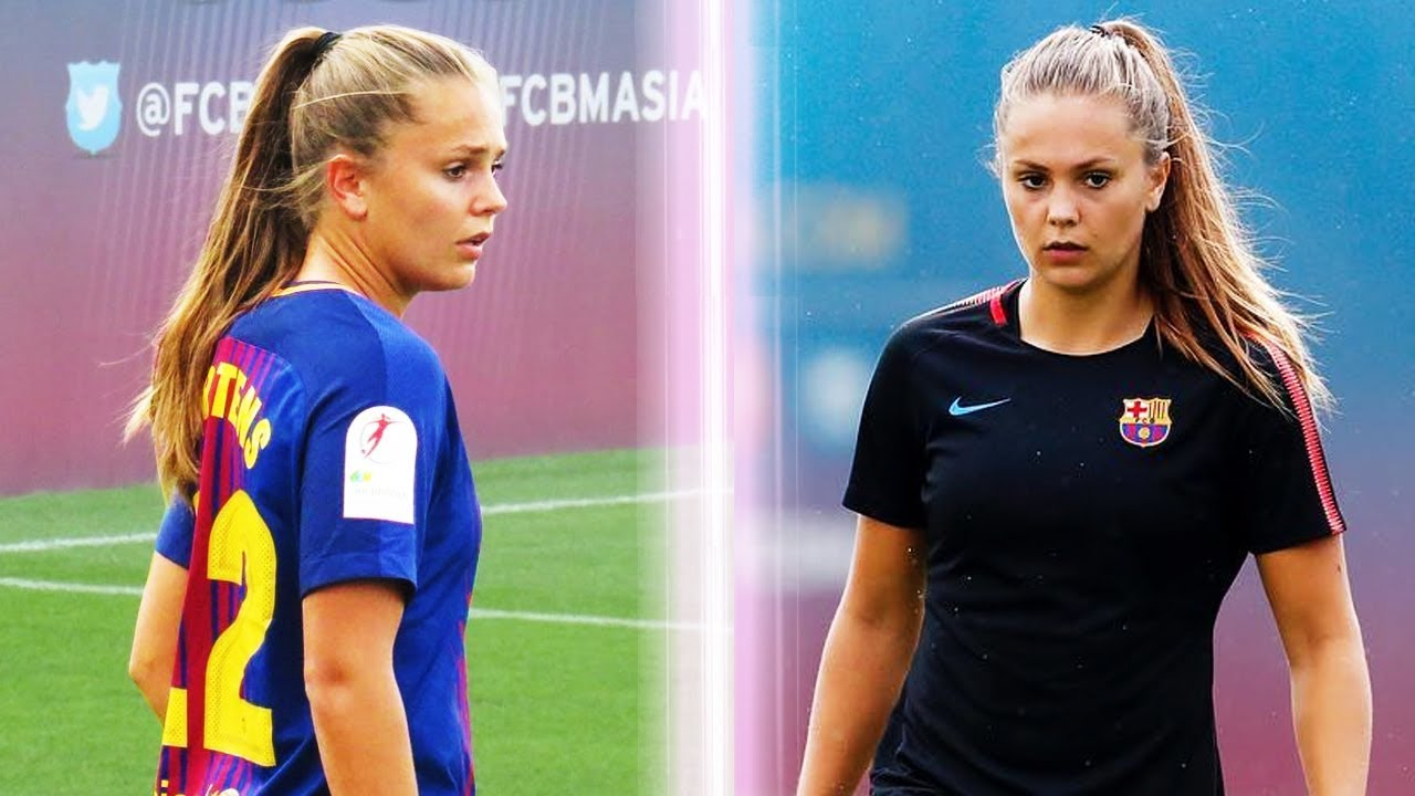 Lieke martens messi in women s football fc barcelona femen 2017 2018 hd youtube - Forlady barcelona ...