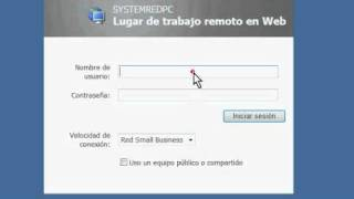 SYSTEMREDPC EIRL - Lugar de trabajo Remoto en Web