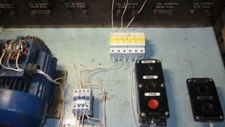 видео Кнопочный пост управления на 2 и 3 кнопки