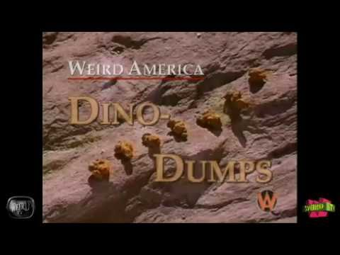 Weird TV   Dino Dumps   A Coprolite Commercial