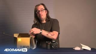 Nikon D810 FX-format Digital SLR Camera Body Review