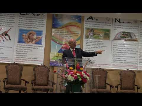 Dr.  Pedro Torres, sabado 7 de octubre del 2017, Iglesia Adventista de Bay Ridge, Brooklyn, NY